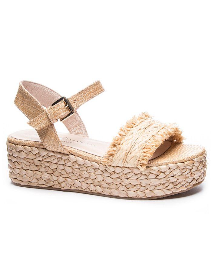 Chinese Laundry - Ziba Wedge Sandal