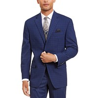 Deals on Sean John Mens Classic-Fit Stretch Suit Separate Jackets