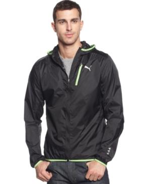 Puma Jacket windCELL Core Hooded Lightweight Jacket
