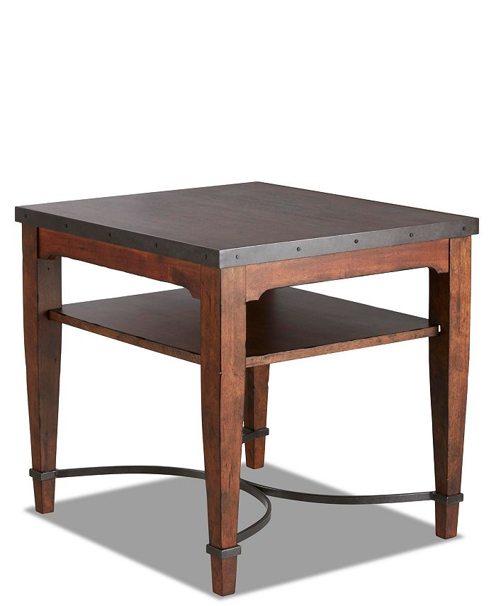 Klaussner - Ginkgo Lamp Table