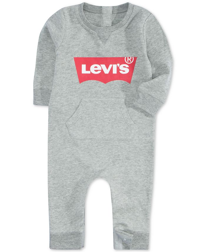 Levi's - Baby Boys Knit Coverall
