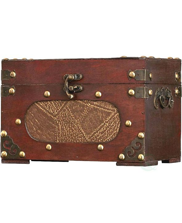 Vintiquewise Small Treasure Chest