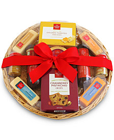California Delicious Hickory Farms Wholesome & Hearty Gift Platter