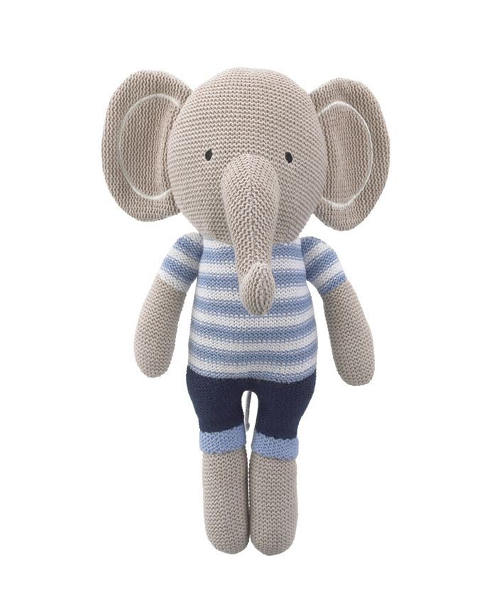 Cuddle Me - Elephant Plush Toy Landon