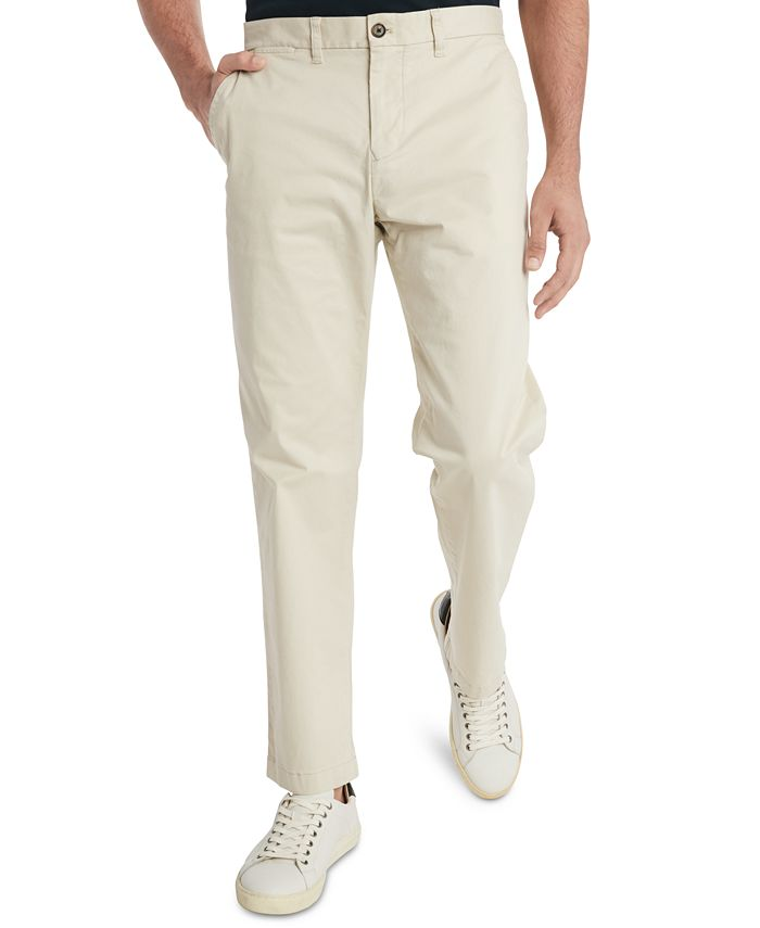 Tommy Hilfiger - Straight-Fit Chinos