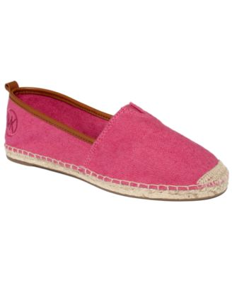 MICHAEL Michael Kors Shoes Meg Espadrille Flats Womens Shoes