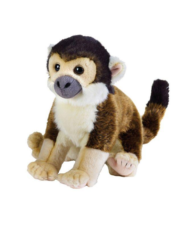 Venturelli Lelly National Geographic Squirrel Monkey Plush Toy
