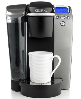 Keurig K75 Single Serve Brewer, Platinum