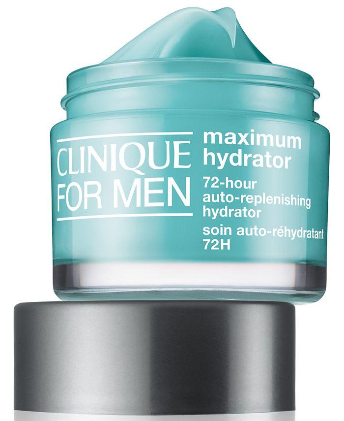 Clinique - For Men Maximum Hydrator 72-Hour Auto-Replenishing Hydrator, 1.69-oz.