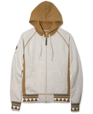 Rocawear Sweatshirt Diamond Tribe Full Zip Hoodie