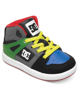 DC Shoes Kids Shoes Toddler Boys Rebound UL Sneakers