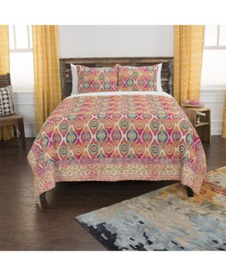 Riztex USA Serendipity Twin XL 2 Piece Quilt Set