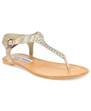 Steve Madden Womens Shoes Bonkerz Flat Sandals Womens Shoes
