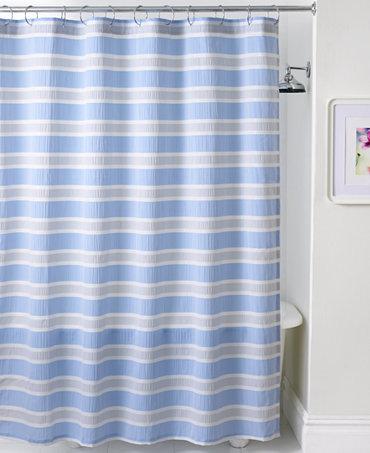 martha stewart collection norfolk shower curtain shower curtains