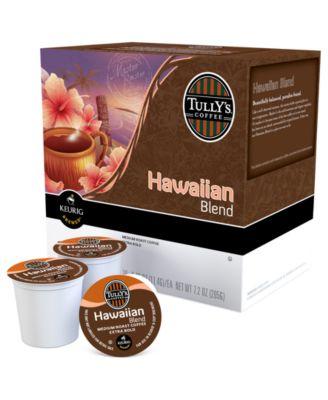 Keurig 8603-018 K-Cup Portion Packs Tullys Hawaiian Blend