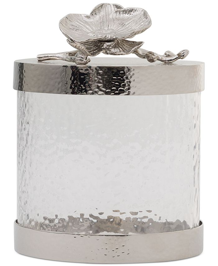 Michael Aram - White Orchid Small Canister