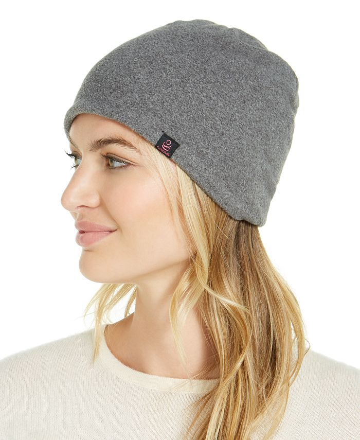 Cuddl Duds - Ruched Fleece Lined Beanie