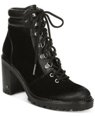 macys platform boots
