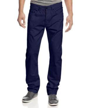 Sean John Jeans Gibraltar Colored Clayton Skinny Leg Jeans
