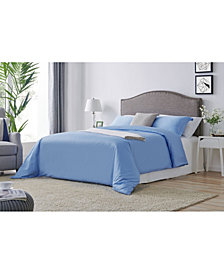 Christopher Knight Organic Cotton Duvet Cover Set, 3 Piece- California King