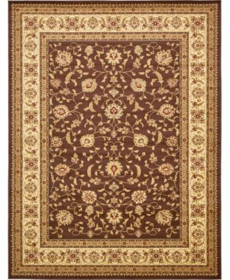 Passage Psg4 Brown 8' x 10' Area Rug