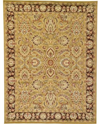 Passage Psg9 Tan 4' x 4' Square Area Rug