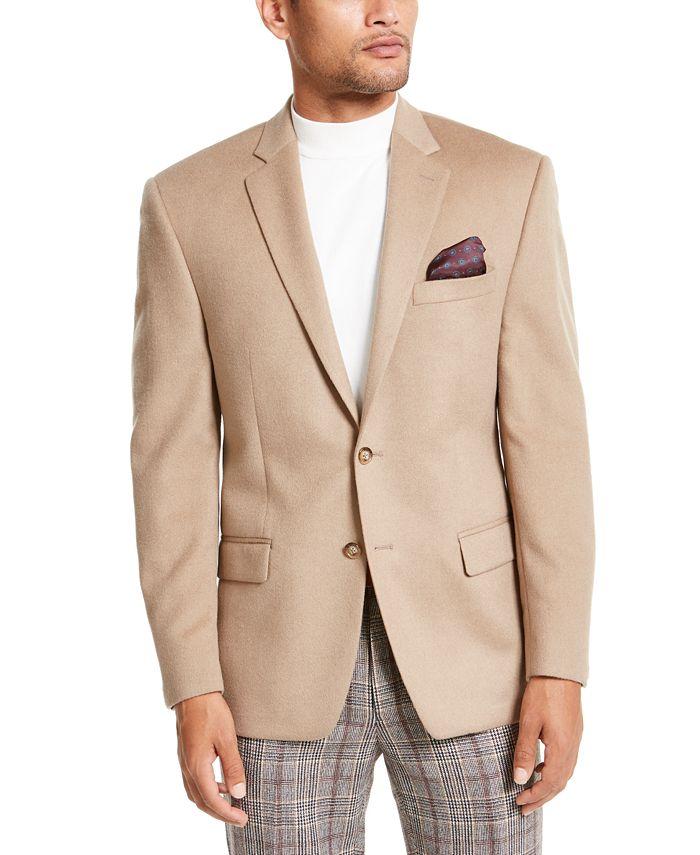 Lauren Ralph Lauren - Men's Classic-Fit Solid Sport Coat