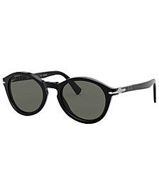 Persol Unisex Polarized Sunglasses, PO 3237S