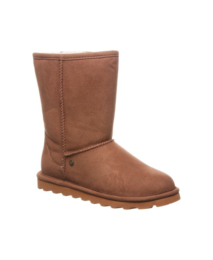 BEARPAW - Vegan Elle Short Boots