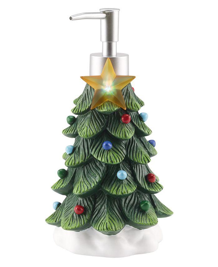 Mr. Christmas - Tree Light-Up Lotion Pump