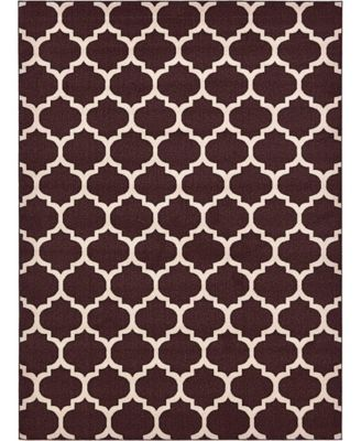 Arbor Arb1 Brown 8' x 10' Area Rug