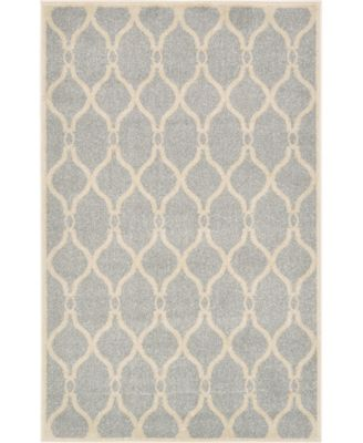 Arbor Arb6 Light Gray 9' x 12' Area Rug