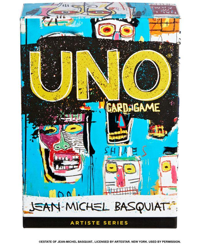 Mattel - Uno Artiste Jean-Michel Basquiat
