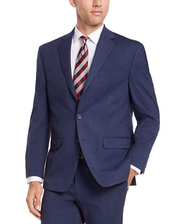IZOD Mens Classic-Fit Suit Jackets