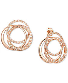 Le Vian® Nude Diamond™ Drop Earrings (5/8 ct. t.w.) in 14k Rose Gold