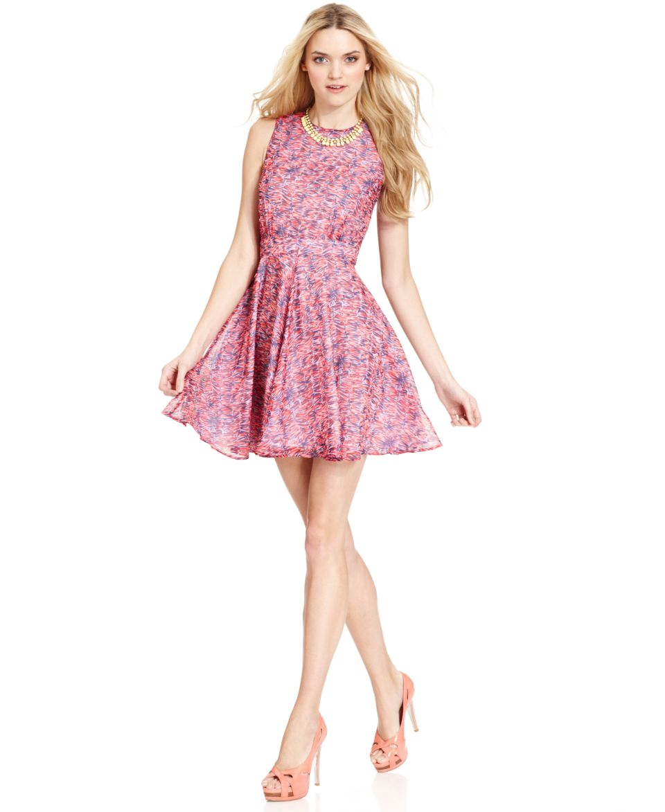 French Connection Floral Print Dress   Dresses   Women