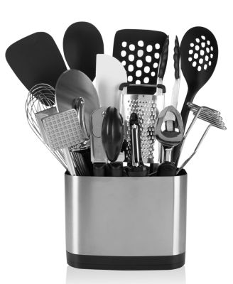 OXO 15-Piece Kitchen Utensil Set