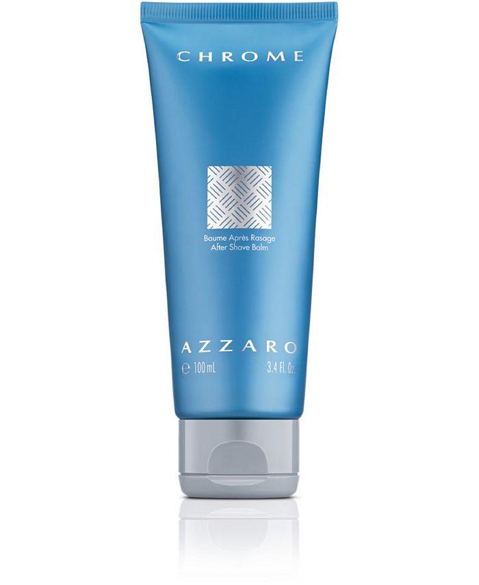 Azzaro - Men's Chrome After Shave Balm, 3.4-oz.