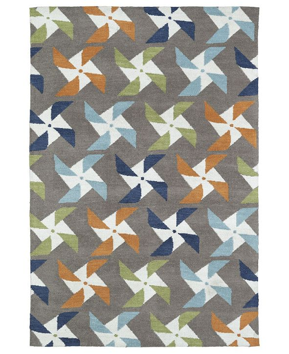 Kaleen Lily Liam LAL06-27 Taupe 3' x 5' Area Rug