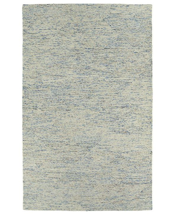 Kaleen Evanesce ESE01-17 Blue 8' x 10' Area Rug