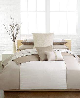 Calvin Klein Champagne King Sheet Set