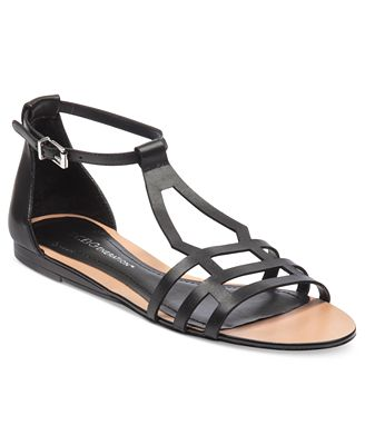 Bcbgeneration Fabeena Flat Sandals Shoes Macy S