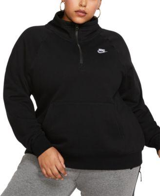 Nike Plus Size Sportswear Essential 1/4