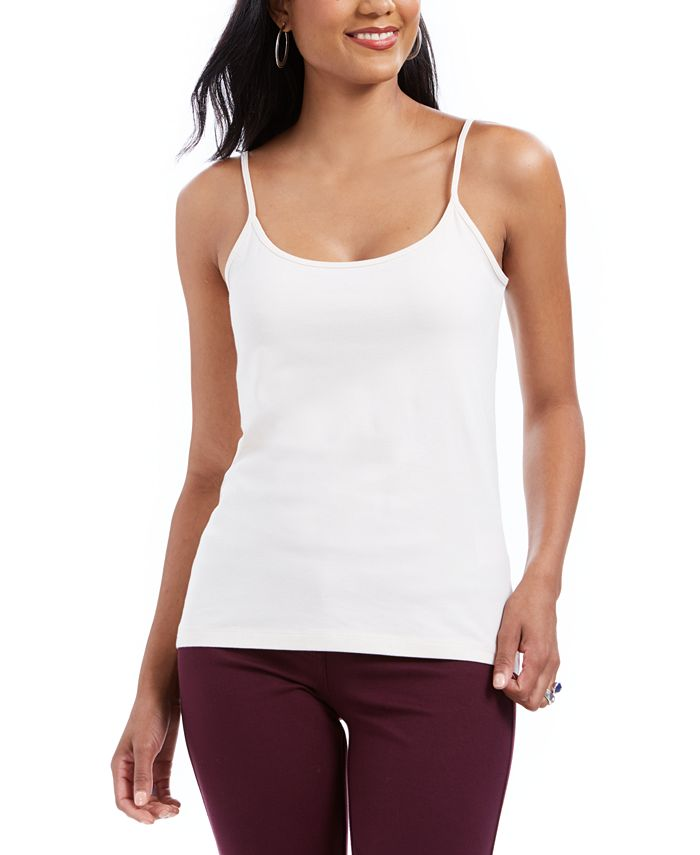 Style & Co - Fitted Camisole