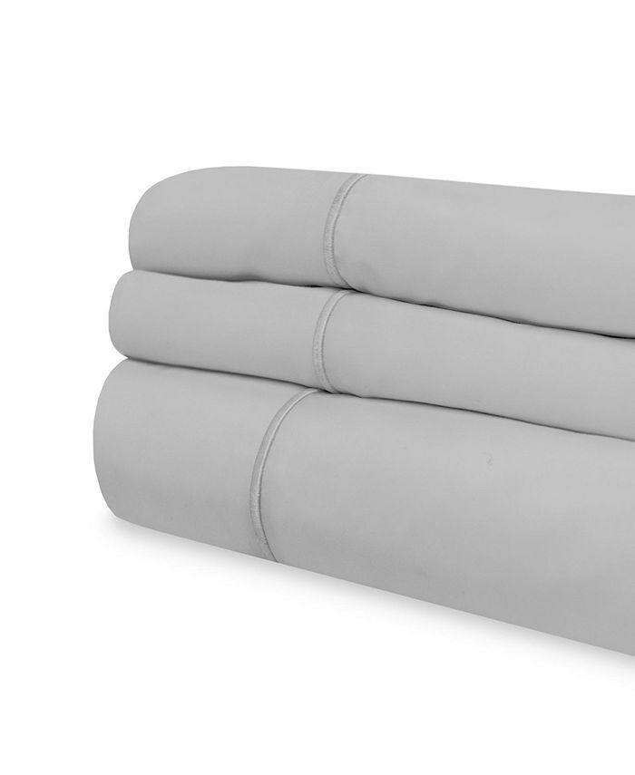 Soft-Tex - Ice Cool 400 Thread Count Sheet Set -  Twin