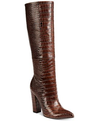 ALDO Women's Ibila Tall Leather Boots