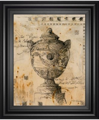 """A Moment in Time Il by Carney Framed Print Wall Art - 22"""" x 26"""""""