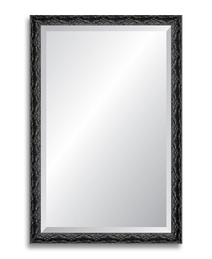 Reveal Frame & Décor - Ancestral Silver Beveled Wall Mirror