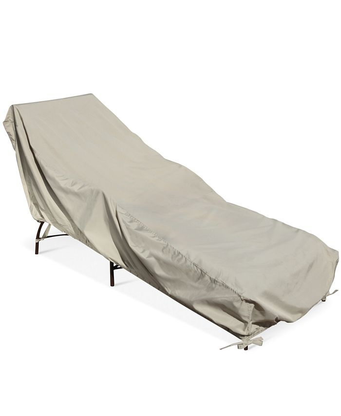 Treasure Garden - Outdoor Furniture Cover, Chaise Lounge