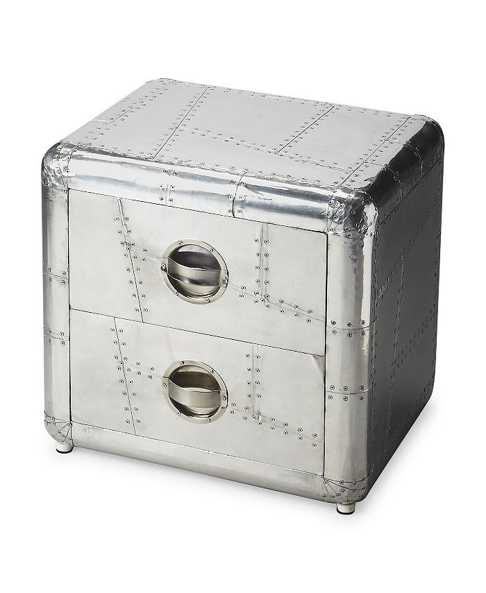 Butler - Midway Aviator Side Table, Quick Ship
